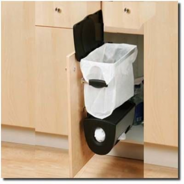 Simplehuman Cabinet Mounted Trash Can System
